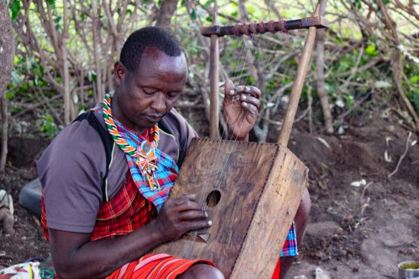 Music in Njoronyokie village